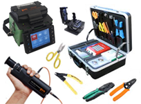Fiber Optic Tools and Tool Kits